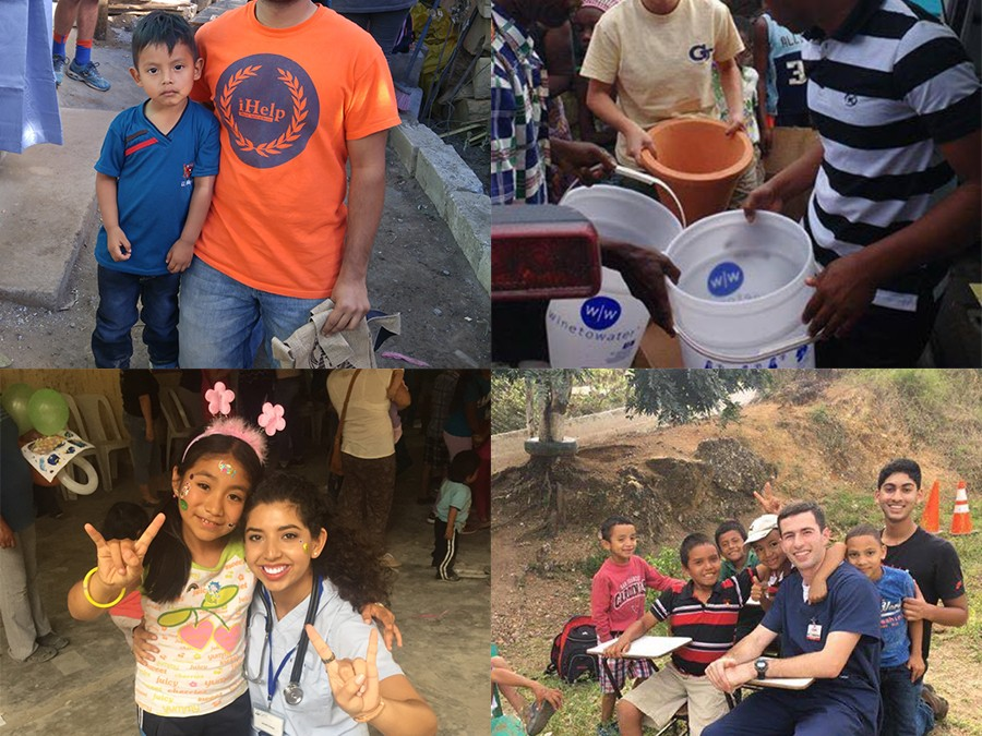 Stamps Scholars Participate in Winter Break Service Trips