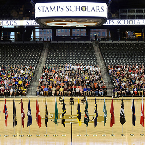 Prestigious Scholarship Recipients from Across the Country to meet in Atlanta for the 2017 Stamps Scholars National Convention