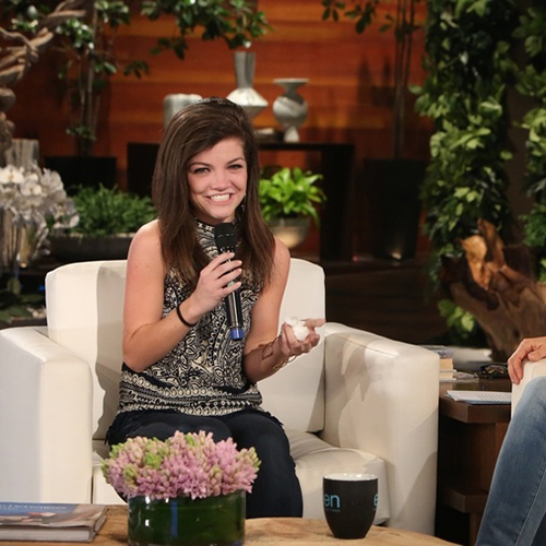 Georgia Tech Stamps Scholar Invited to Share her Testimony on The Ellen DeGeneres Show