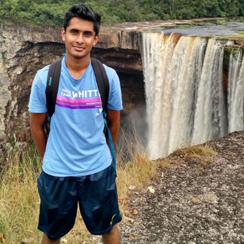 Vikash Singh, UCLA