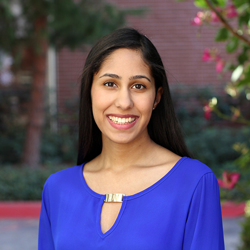 Sanika Bhargaw, University of Southern California