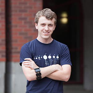 Jacob Bieker, University of Oregon