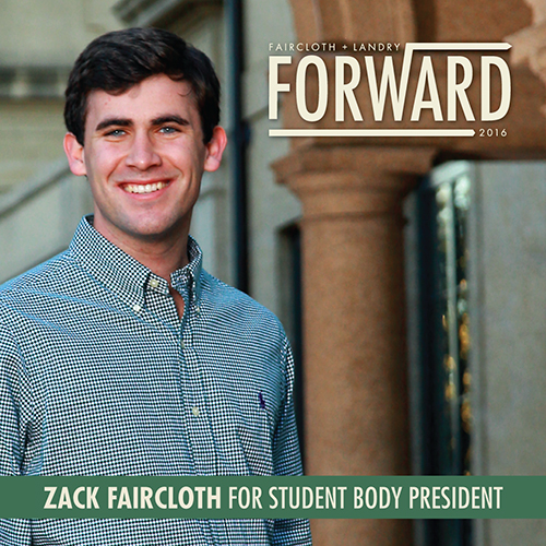 Zack Faircloth, LSU